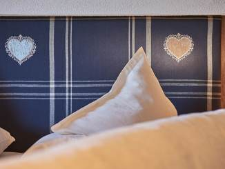 Romantic room Schalfblick